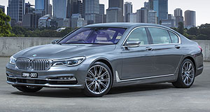 BMW  Lucky 7: BMW predicts its new 7 Series will be one of the drivers of its sales growth in 2016 as it chases another record-smashing year.