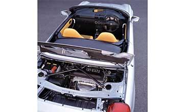 2000 Toyota MR2 Spyder convertible | GoAuto - something