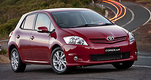 General News Sales Winner: New Zealand's best-selling car in January was the Toyota Corolla with 826 sales.