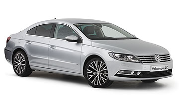 2012 Volkswagen CC sedan Car Review