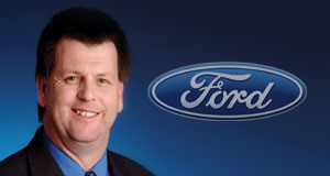 Ford  Promoted: Trevor Worthington was responsible for the development of the FG Falcon.
