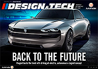 Latest Design & Tech magazine