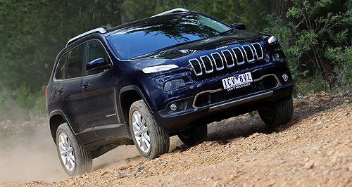7000 Jeep Cherokees expected to be recalled in Australia over