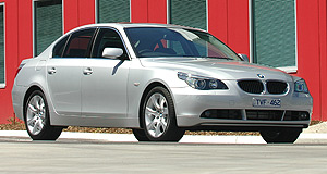 BMW Ups The Series Ante With New I And I GoAuto - 2006 bmw 540i