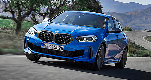 Bmw Releases Third Generation 1 Series Pricing Goauto