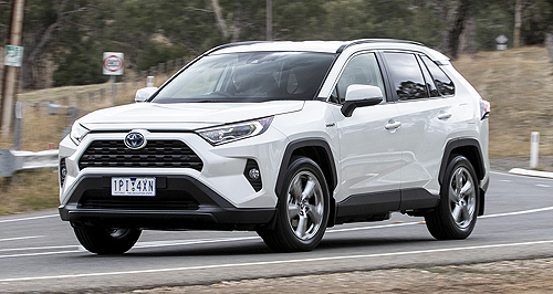 VFACTS: 2019 sales slump eases in July   GoAuto