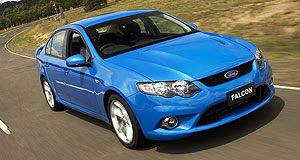 First drive: New Falcon XR8 now the black sheep | GoAuto