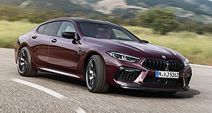 Future Models - BMW - 8 Series - M8 Gran Coupe