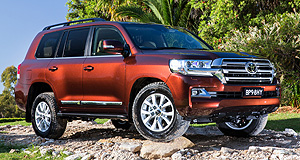 300 Series Toyota Land Cruiser >> Frankfurt Show Toyota To Keep Updating Landcruiser Goauto