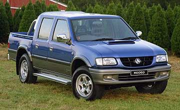 Holden Rodeo LT Sport 3 0 Tdi 4-dr ute Reviews | Overview