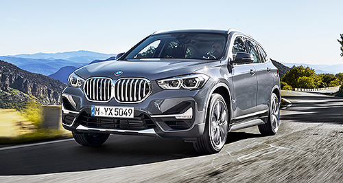 Bmw Gives X1 A Light Mid Life Facelift Goauto