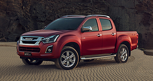 Dodge Latest Models >> Isuzu Ute targets 30,000 sales by 2020 | GoAuto