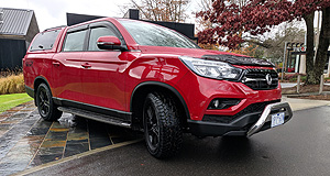 Dodge Latest Models >> Aussie-tuned SsangYong Musso incoming | GoAuto