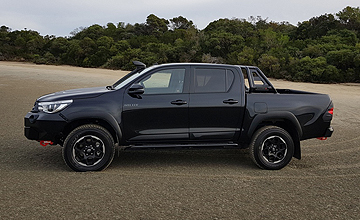Toyota Hilux Rugged X Reviews | Our Opinion | GoAuto