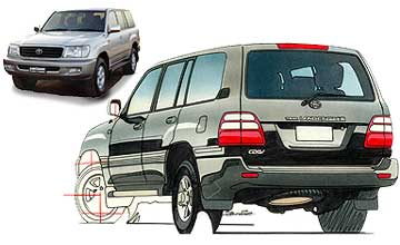 Toyota LandCruiser 100 Series GXV 5-dr wagon Reviews | Our