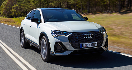 Driven Sportback Adds Appeal To Audi Q3 Goauto