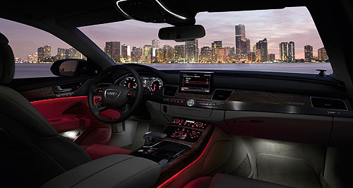 Beauty More Than Skin Deep In New Audi A8 Goauto