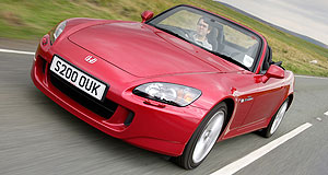 Next Generation S2000 Look Out Mx 5 Goauto