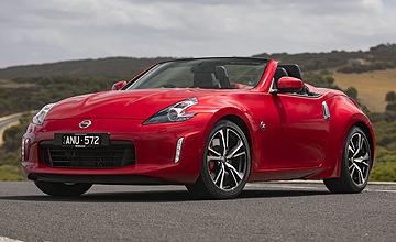 Nissan 370Z Roadster Reviews | Our Opinion | GoAuto